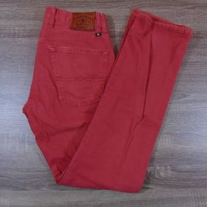 Lucky Brand 121 heritage slim mens jeans 30x32